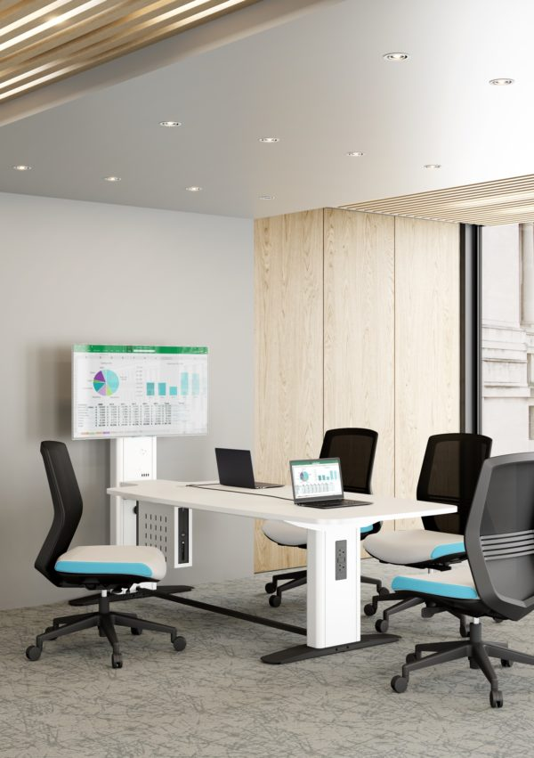 Smart Boardroom Table